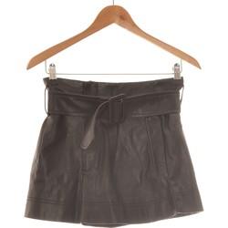 Vêtements Femme Shorts / Bermudas Zara Short  34 - T0 - Xs Noir