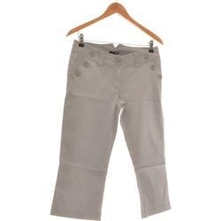 Vêtements Femme Pantacourts H&M Pantacourt Femme  36 - T1 - S Gris