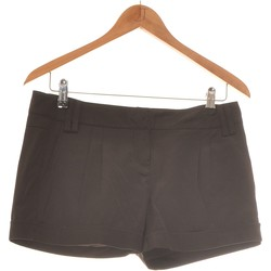 Vêtements Femme Shorts / Bermudas Pimkie Short  38 - T2 - M Noir