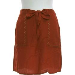 Vêtements Femme Jupes Grain De Malice Jupe Courte  36 - T1 - S Marron