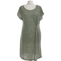Vêtements Femme Robes longues Ichi Robe Mi-longue  34 - T0 - Xs Gris