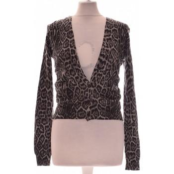 Vêtements Femme Gilets / Cardigans Bcbg Max Azria Gilet Femme  34 - T0 - Xs Noir