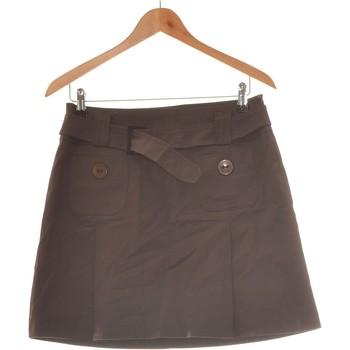 Vêtements Femme Jupes Promod Jupe Courte  38 - T2 - M Marron