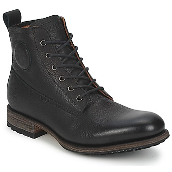 Chaussures Homme Boots Blackstone MID LACE UP BOOT Noir