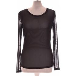 Vêtements Femme Tops / Blouses Formul Top Manches Longues  38 - T2 - M Noir