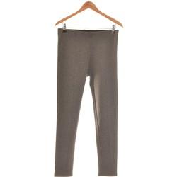 Vêtements Femme Chinos / Carrots Zara Pantalon Slim Femme  42 - T4 - L/xl Gris