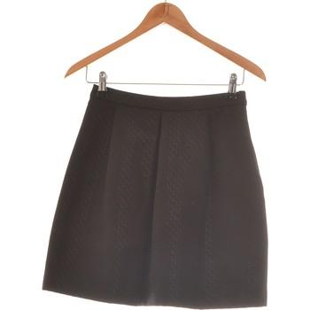 Vêtements Femme Jupes Monoprix Jupe Courte  36 - T1 - S Noir