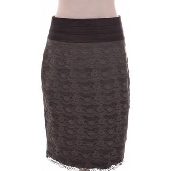 Vêtements Femme Jupes H&M Jupe Mi Longue  42 - T4 - L/xl Gris