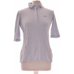 Vêtements Femme T-shirts manches courtes Lacoste Polo Femme  36 - T1 - S Bleu