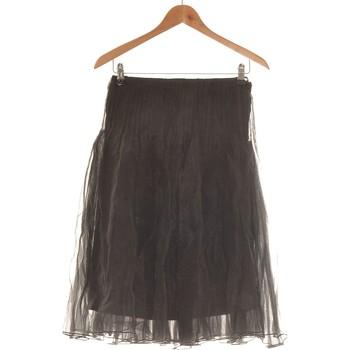 Vêtements Femme Jupes Autre Ton Jupe Mi Longue  36 - T1 - S Noir