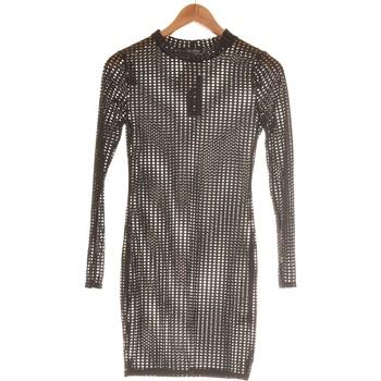 Vêtements Femme Robes courtes Boohoo Robe Courte  38 - T2 - M Noir