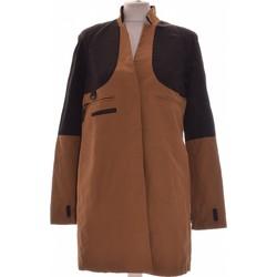 Vêtements Femme Vestes / Blazers Mango Blazer  34 - T0 - Xs Marron