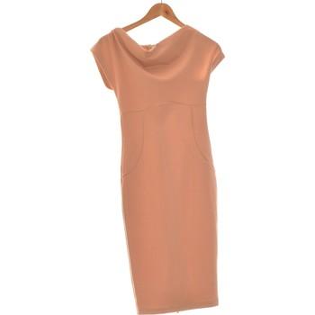 Vêtements Femme Robes longues Asos Robe Mi-longue  36 - T1 - S Beige