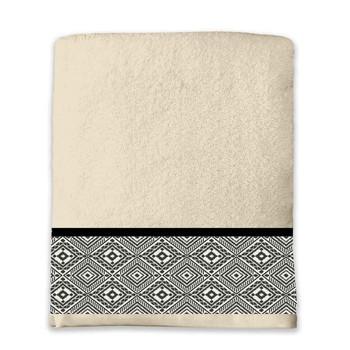 Maison & Déco Serviettes et gants de toilette Douceur d intérieur ESTEBAN Beige