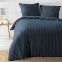 Maison & Déco Parures de lit Douceur d intérieur CLEO Bleu nuit
