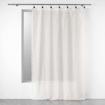 Maison & Déco Voilages Douceur d intérieur LINKA Blanc
