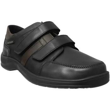 Chaussures Homme Derbies Mobils By Mephisto Eymar Noir/Marron