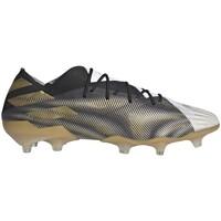 Chaussures Homme Football adidas Originals Nemeziz .1 Fg Blanc