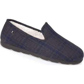 Chaussures Homme Chaussons Isotoner Chaussons charentaises chaud Tartan