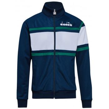 Vêtements Blousons Diadora Veste homme  502171211 Bleu
