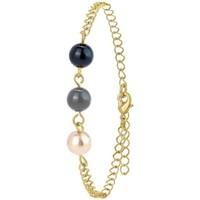 Montres & Bijoux Femme Bracelets Sc Crystal B2926 Doré