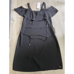 Vêtements Femme Robes courtes Ikks Robe Ikks taille 36 Noir