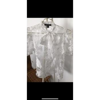 Vêtements Femme Chemises / Chemisiers Primark Chemisier blanc Blanc