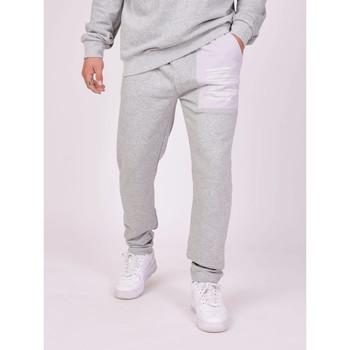 Vêtements Homme Pantalons de survêtement Project X Paris Jogging Gris clair