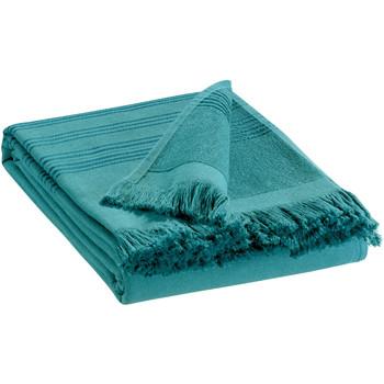 Maison & Déco Serviettes et gants de toilette Vivaraise CANCUN Bleu lichen