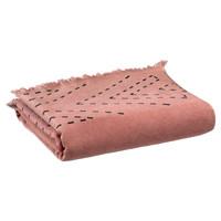 Maison & Déco Serviettes et gants de toilette Vivaraise JULIA Rose blush