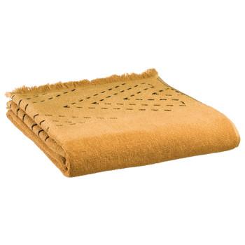 Maison & Déco Serviettes et gants de toilette Vivaraise JULIA Bronze