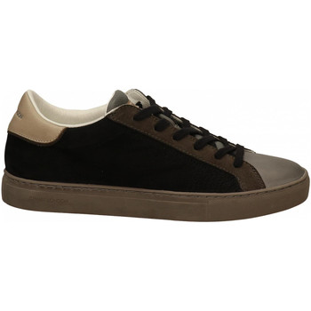 Chaussures Homme Baskets basses Crime London  black