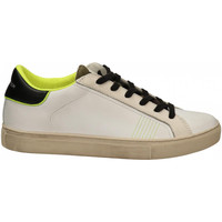 Chaussures Homme Baskets basses Crime London  white
