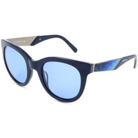 Montres & Bijoux Femme Lunettes de soleil Swarovski - SK0126 Bleu