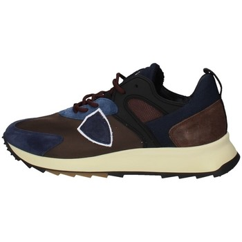 Chaussures Homme Baskets basses Philippe Model RLLUWI01 Marron