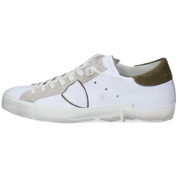 Chaussures Homme Baskets basses Philippe Model PRLUVX20 Blanc