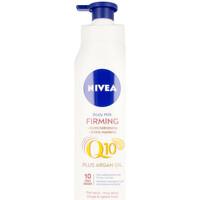 Beauté Femme Hydratants & nourrissants Nivea Q10+ Argán Oil Firming Body Milk Ps