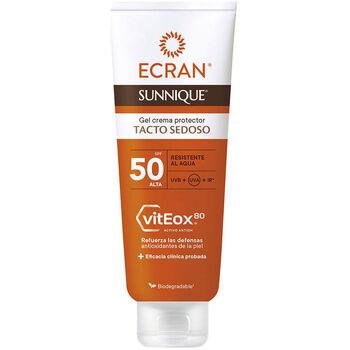 Beauté Protections solaires Ecran Sunnique Gel Crema Tacto Seda Spf50