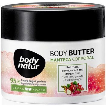Beauté Hydratants & nourrissants Body Natur Body Butter Manteca Corporal Frutos Rojos, Granada Y Fruta D