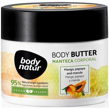 Beauté Hydratants & nourrissants Body Natur Body Butter Manteca Corporal Mango, Papaya Y Marula