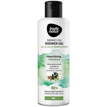 Beauté Produits bains Body Natur Dermo Oil Gel Douche Dermo Aceite 400 Ml