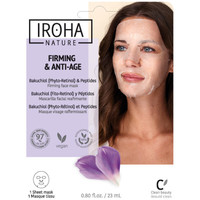 Beauté Masques & gommages Iroha Nature Firming & Anti-age Backuchiol & Peptides Firming Face Mask 2