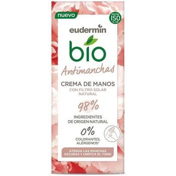 Beauté Soins mains et pieds Eudermin Bio Manos Crema Anti-manchas