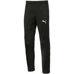 Vêtements Enfant Pantalons de survêtement Puma Pantalon Liga Sideline noir