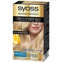 Beauté Femme Colorations Syoss Olio Intense Tinte Sin Amoniaco 9.10-rubio Luminoso