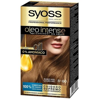 Beauté Femme Colorations Syoss Olio Intense Tinte Sin Amoniaco 8.60-rubio Miel