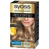 Beauté Femme Colorations Syoss Olio Intense Tinte Sin Amoniaco 8.05-rubio Beige  5 pz