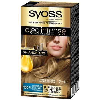 Beauté Femme Colorations Syoss Olio Intense Tinte Sin Amoniaco 7.10-rubio Natural  5 pz