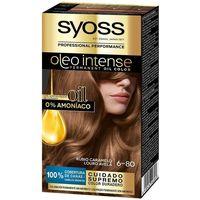 Beauté Femme Colorations Syoss Olio Intense Tinte Sin Amoniaco 6.80-rubio Caramelo