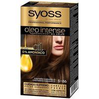 Beauté Femme Colorations Syoss Olio Intense Tinte Sin Amoniaco 5.86-castaño Caramelo